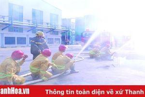 Lực lượng Cảnh sát PCCC&CNCH Thanh Hóa làm theo lời Bác dạy