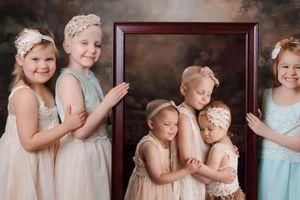 Phép màu: Các em bé ung thư chụp ảnh cùng nhau, đều khỏi bệnh