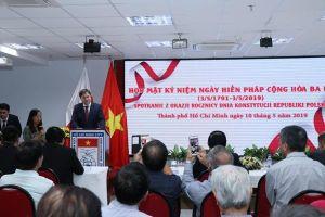 Kỷ niệm lần thứ 228 ngày Hiến pháp Cộng hòa Ba Lan tại TP. Hồ Chí Minh