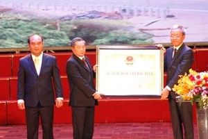 Bình Phước đón nhận danh hiệu Di tích Quốc gia đặc biệt