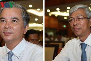 Thành phố Hồ Chí Minh có hai tân Phó Chủ tịch