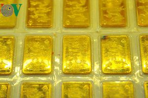 Giá vàng khởi sắc tăng thêm 80.000 đồng mỗi lượng