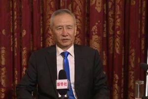 Trung Quốc: Nói đàm phán thương mại Trung-Mỹ 'thụt lùi' là vô trách nhiệm