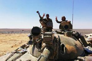Quân đội Syria đẩy lùi các cuộc tấn công khủng bố tại tỉnh Hama