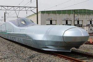Nhật Bản chạy thử tàu siêu tốc nhanh nhất thế giới