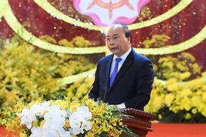 Thủ tướng Nguyễn Xuân Phúc: Đại lễ Vesak thể hiện quyết tâm vì một thế giới hòa bình của LHQ