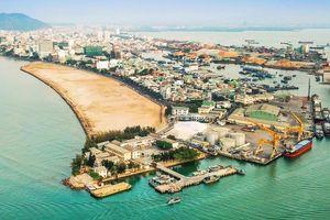 Khu lấn biển 120.000 m2 hoang phí 6 năm bên bờ biển Quy Nhơn