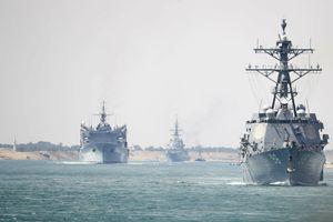 Tàu sân bay Mỹ đến Trung Đông, siết chặt gọng kìm quân sự vây Iran