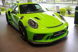 Chi tiết Porsche 911 GT3 RS giá gần 14 tỷ đồng tại VN