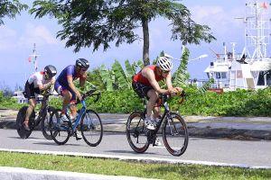 Ironman 70.3 châu Á - Thái Bình Dương đã tìm được nhà vô địch