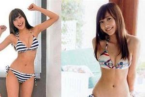 Mỹ nhân Nhật eo bé hơn Ngọc Trinh 'lộ' bí mật