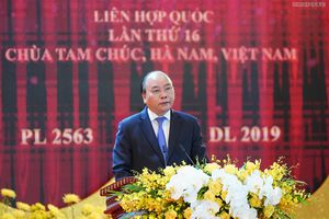Thủ tướng: Đại lễ Vesak đã vượt trên một lễ hội văn hóa tôn giáo thông thường