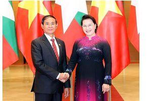 Việt Nam - Myanmar hướng tới kim ngạch song phương 1 tỷ USD