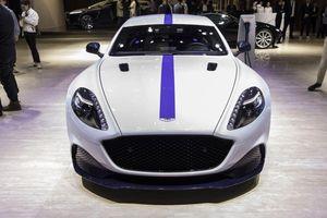 Aston Martin ra mắt 'quái xế' chạy điện tăng tốc từ 0 lên 96,6 km/h trong 4 giây