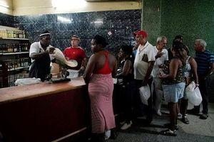 Cuba thực thi các biện pháp mới nhằm ứng phó tình trạng khan hiếm hàng hóa