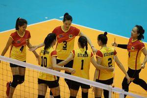 VTV Bình Điền Long An thắng giòn giã đại diện Trung Quốc