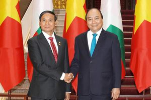 Việt Nam - Myanmar tái khẳng định lập trường về Biển Đông