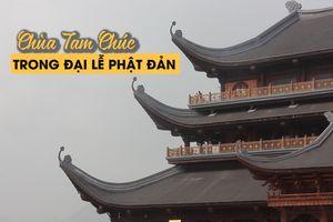 Hàng vạn người đổ về chùa Tam Chúc trong ngày đại lễ Phật đản - Vesak 2019