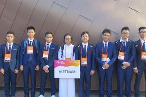 Việt Nam giành 7 huy chương Olympic vật lý châu Á
