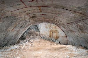 Phòng bí mật của hoàng đế La Mã
