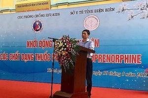 Việt Nam đưa thêm chất thay thế các chất dạng thuốc phiện vào điều trị
