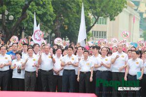 Phó thủ tướng Trương Hòa Bình kêu gọi 'Đã uống rượu bia-không lái xe'