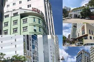 Hàng chục khách sạn cao tầng ven biển Đà Nẵng xả thải gây ô nhiễm