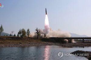 Quân đội Hàn Quốc vẫn 'mù tịt' về thông tin dàn tên lửa Triều Tiên mới phóng