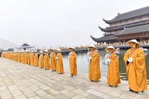 Đại biểu 112 quốc gia, vùng lãnh thổ dự khai mạc Đại lễ Phật Đản Vesak 2019
