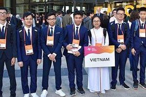 Việt Nam giành 7 huy chương tại Kỳ thi Olympic Vật lí châu Á