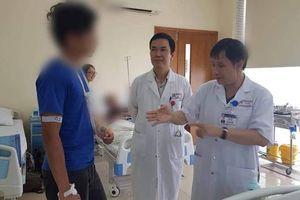 Bệnh viện TW Huế kịp thời cứu chữa bệnh nhân người nước ngoài gặp nạn ở đèo Bạch Mã