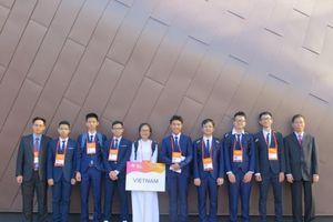 8 học sinh tham gia Olympic Vật lý Châu Á lần thứ 20 đều đạt thành tích cao