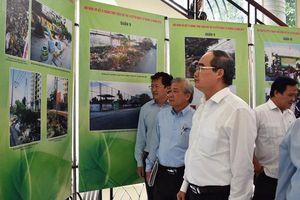 TP Hồ Chí Minh: Xử lý nghiêm vi phạm xả rác thải ra đường và kênh rạch
