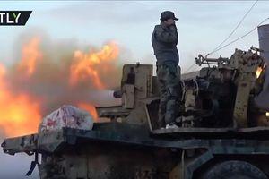 Quân đội Syria đánh chiếm liên tiếp 5 thị trấn, đẩy lùi khủng bố về địa phận tỉnh Idlib