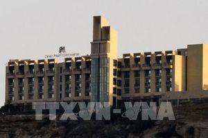 Pakistan: Nhóm khủng bố tại khách sạn Pearl Continental bị tiêu diệt