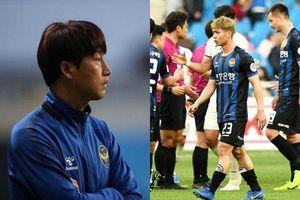 HLV trưởng khen Công Phượng dù Incheon United thất bại