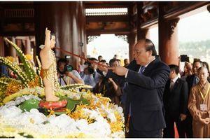 Thủ tướng Nguyễn Xuân Phúc dự khai mạc Đại lễ Phật đản Vesak 2019