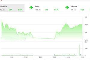 Nhận định chứng khoán tuần 13-17/5: 'VN-Index có thể có nỗ lực vượt lên trên mốc 955'
