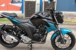 Xe côn tay giá rẻ Yamaha FZ25 đầu tiên cập bến Việt Nam, giá hơn 80 triệu đồng