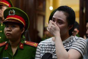 Nhìn lại cảm xúc của Ngọc Miu và đồng bọn khi tại phiên tòa xét xử