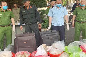 Triệt phá kho ma túy ketamine 500 tỷ ở Sài Gòn