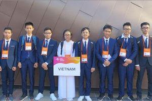 Việt Nam xuất sắc giành được 7 huy chương Olympic Vật lý châu Á
