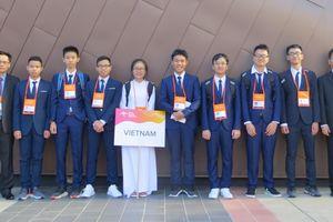 Học sinh Việt đoạt 2 huy chương Bạc Olympic Vật lí Châu Á năm 2019