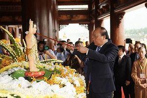 Thủ tướng Nguyễn Xuân Phúc: Đại lễ Vesak đã vượt trên một lễ hội văn hóa tôn giáo thông thường
