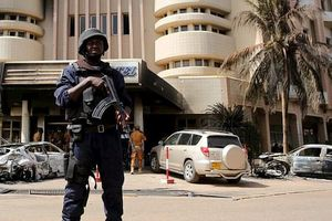 Xả súng tại một nhà thờ ở Burkina Faso, 6 người thiệt mạng