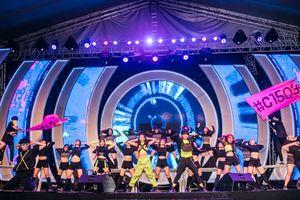 Nhóm nhảy #C1503 là đại diện của Việt Nam tham dự cuộc thi K-pop Thế giới 2019