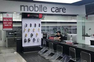 Nhật Cường Mobile mở cửa trở lại để bảo hành máy