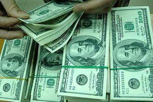 Tỷ giá trung tâm giảm mạnh, đồng USD lao dốc