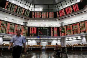 Chứng khoán châu Á ảm đạm khi Mỹ -Trung bế tắc trong đàm phán thương mại