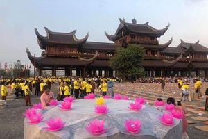 Đại lễ Vesak 2019: Ấn tượng Việt Nam giàu bản sắc văn hóa